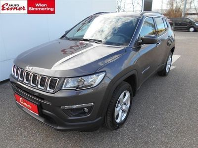 gebraucht Jeep Compass Longitude 2,0 9AT AWD