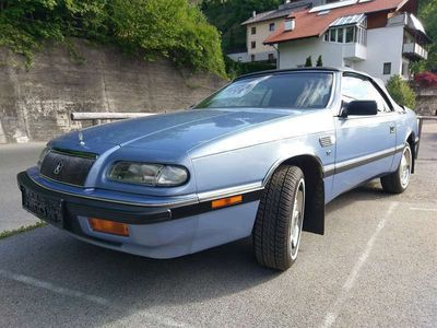 gebraucht Chrysler Le Baron V6 3.oL Automatic Cabrio / Roadster