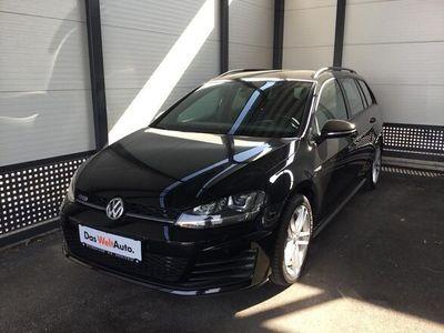 gebraucht VW Golf GTD Variant