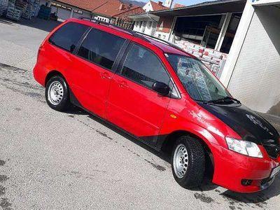 gebraucht Mazda MPV gute zusdang Kombi / Family Van