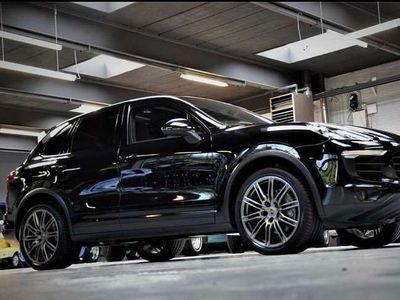 gebraucht Porsche Cayenne S ll 4.2 diesel- pano - luftfederung SUV / Geländewagen
