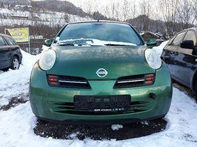 gebraucht Nissan Micra 1,4 16V acenta plus