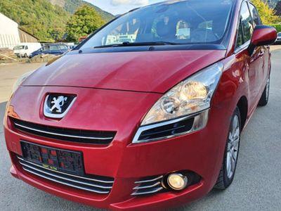 gebraucht Peugeot 5008 1.6 HDi VOLLAUSSTATTUNG EURO 5 !*