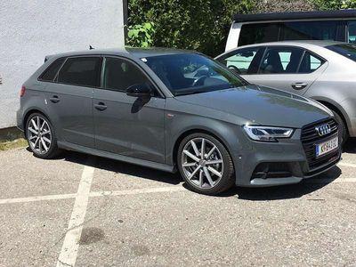 gebraucht Audi A3 30 TDI Sport Black Edition Klein-/ Kompaktwagen