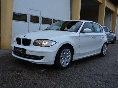 gebraucht BMW 116 1er-Reihe d Advantage *M Fahrwerk* Sportausstattung* Limousine,
