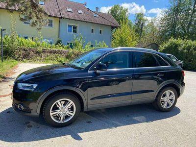 gebraucht Audi Q3 2,0 TDI quattro Offroad Daylight S-tronic