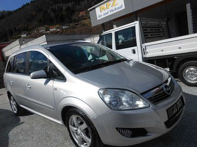 brugt Opel Zafira 1,7 CDTI Ecoflex Edition DPF Kombi / Family Van,