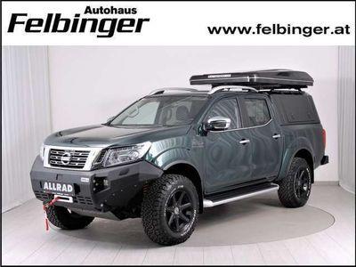 """gebraucht Nissan Navara Tekna 2.3dCi Sondermodell """"Hunter Camping Edition"""""""
