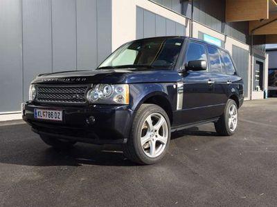 brugt Land Rover Range Rover Luftfahrwerk TV Leder V8 Facelift Leasing Voll SUV / Geländewagen,