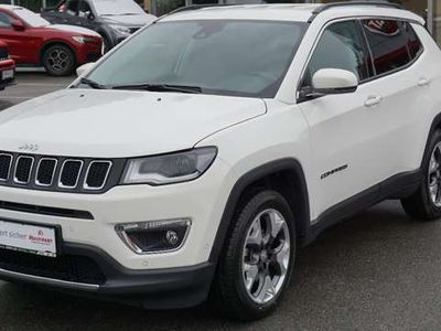 gebraucht Jeep Compass 1,4 MultiAir2 FWD Limited