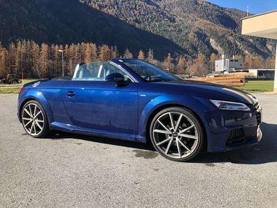 gebraucht Audi TT Roadster 2,0 TFSI quattro S-tronic