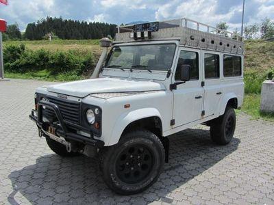"""gebraucht Land Rover Defender 110"""" Station County TD SUV / Geländewagen,"""