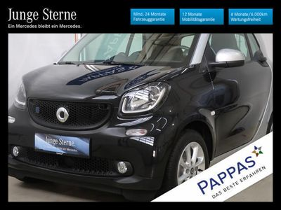 gebraucht Smart ForTwo Coupé EQ passion *Panoramadach *LED