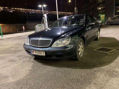 gebraucht Mercedes S400 S-KlasseCDI V8 Bi-Turbo Limousine,