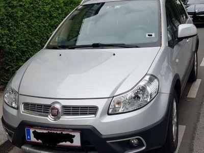 gebraucht Fiat Sedici 1,6 16V 120 Emotion