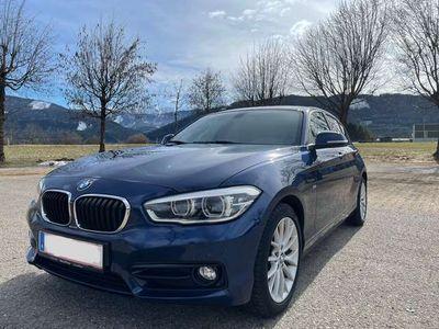 gebraucht BMW 116 1er EfficientDynamics Edition Sport Line