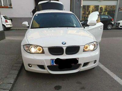 gebraucht BMW 123 1er-Reihe Diesel (E81) Aut.