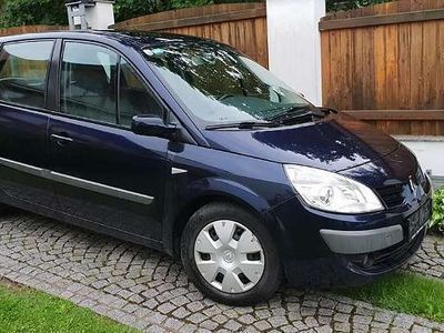 gebraucht Renault Grand Scénic II ScénicJM17 !! VERLASSENSCHAFT !! Kombi / Family Van,