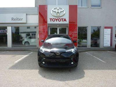 gebraucht Toyota C-HR 1,2T *NAVI*KAMERA*KEYLESS*ADAPTIVER-TEMPOMAT* SUV / Geländewagen