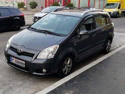 gebraucht Toyota Corolla Verso Verso2.2 D-4D Kombi / Family Van