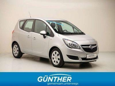 gebraucht Opel Meriva 1,4 Turbo ecoflex Edition Start/Stop System Kombi / Family Van,