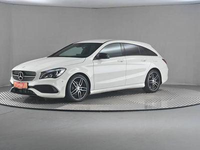 gebraucht Mercedes CLA180 Shooting Brake CLA-Klasse d AMG Line