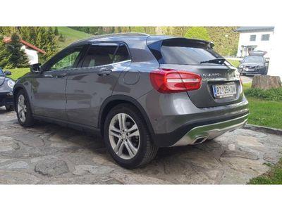 gebraucht Mercedes GLA220 d 4MATIC Aut. Urban+Activity NP 56000,-