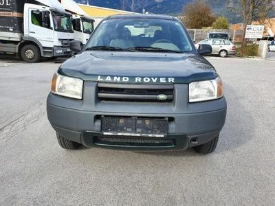 gebraucht Land Rover Freelander Hardback 2,0 Di TD !! pickerl abgelaufen