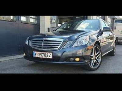 gebraucht Mercedes E220 Elegance BlueEfficiency CDI