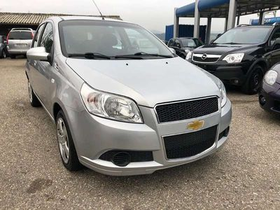 gebraucht Chevrolet Aveo LS Klein-/ Kompaktwagen