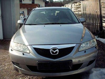 gebraucht Mazda 6 6Sport 2,3i GT Limousine,