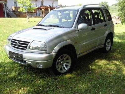 gebraucht Suzuki Grand Vitara 2,0 TD