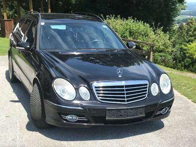 gebraucht Mercedes E320 Avantgarde 4MATIC Sport CDI Aut. Avantgarde Spo