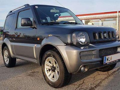gebraucht Suzuki Jimny 1,3 VX Deluxe