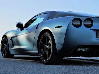 gebraucht Corvette C6 Sportwagen / Coupé