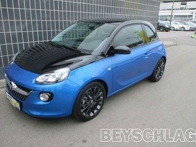 gebraucht Opel Adam 1,2 Black Jack Black Jack