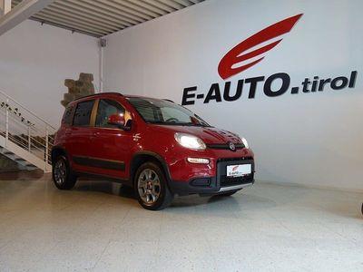 gebraucht Fiat Panda 4x4 TwinAir Turbo *CARGO-PAKET* *5-SITZER*, 86 PS, 5 Türen, Schaltgetriebe