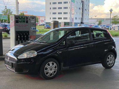 gebraucht Fiat Grande Punto Punto Evo 1,2 Active 65 Exportpreis Klein-/ Kompaktwagen