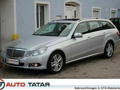 gebraucht Mercedes E220 Elegance CDI Aut.   193,- mtl.   Navi Comand  