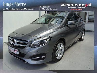 gebraucht Mercedes B200 B-KlasseCDI A-Edition Plus Aut. Limousine,