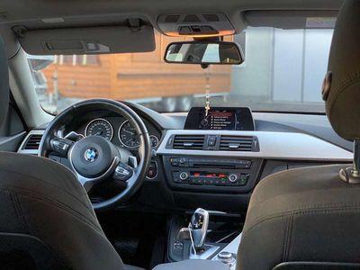 gebraucht BMW 418 4er-ReiheAutomatik Schiebedach PDC M-Sportsitze Limousine