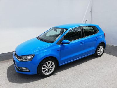 brugt VW Polo Lounge 1,0