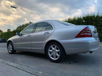 gebraucht Mercedes C270 C-KlasseCDI AUT. Limousine