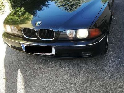 gebraucht BMW 523 5er-Reihe i E39 Limousine