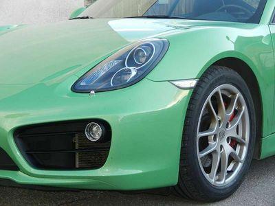 gebraucht Porsche Cayman S 3,4 DSG - 1of 1 Sportwagen / Coupé