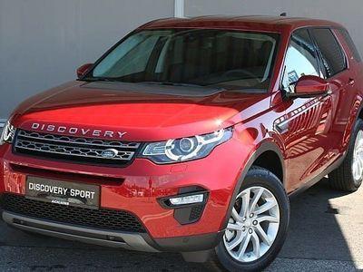 gebraucht Land Rover Discovery Sport 2,0 TD4 4WD SE Aut., SE, 150 PS, 5 Türen, Automatik