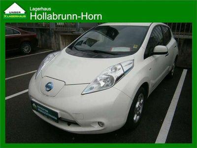 gebraucht Nissan Leaf (mit Batterie) Acenta 30 kWh Limousine