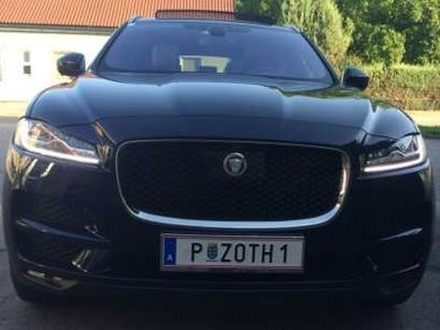gebraucht Jaguar F-Pace 20d AWD Prestige Aut. VOLLAUSSTATTUNG SUV / Geländewagen