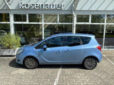 gebraucht Opel Meriva 1,4 Turbo Österreich Edition !Parkpilot!