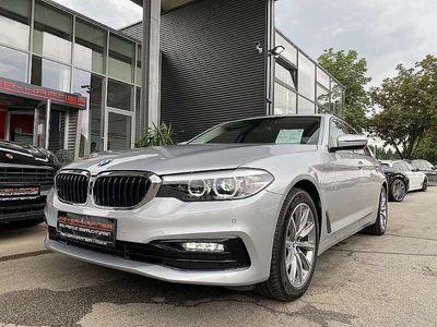 gebraucht BMW 520 d Aut. Navi LED Kamera Sport Line
